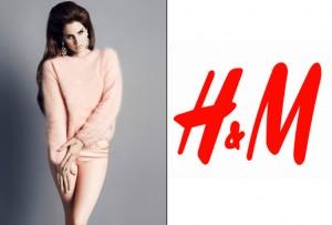 Vidéo Lana Del Rey  pour H&M