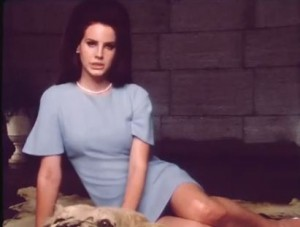 Lana Del Rey version Jackie Kennedy