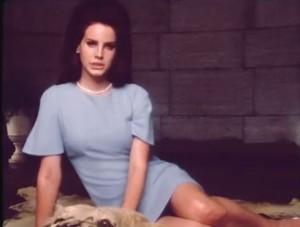 Lana Del Rey version Jackie Kennedy
