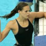 Equipe de France de natation féminine des JO 2012