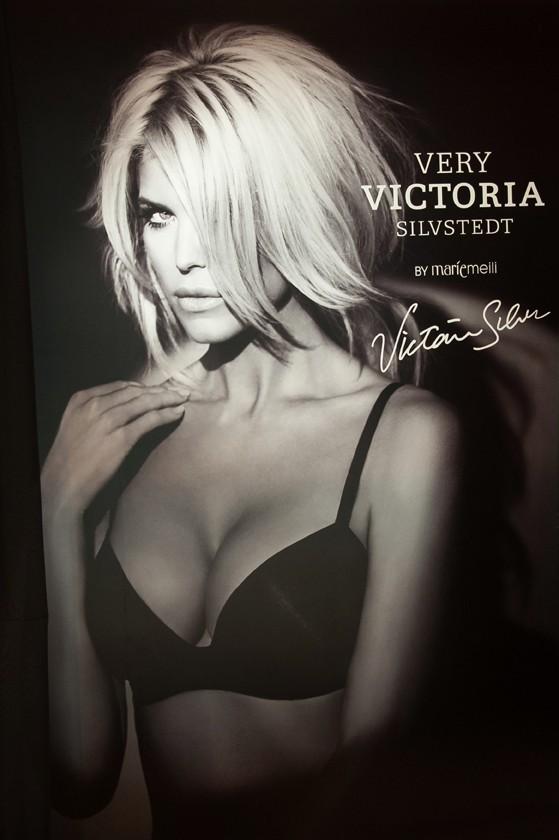 Lingerie Victoria Silvstedt
