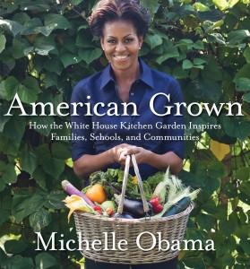 Le livre de cuisine de Michelle Obama