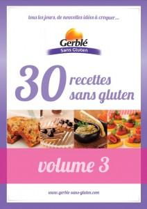 Livre de recettes sans gluten gratuit à téléchager