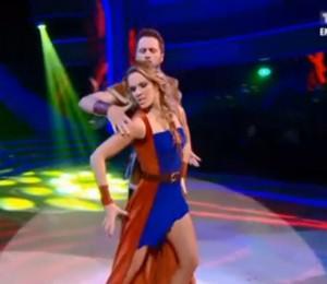 Lorie dans Danse avec les Stars du 13 Octobre
