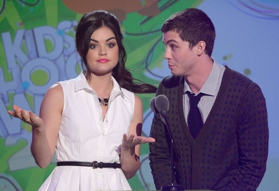 Lucy-Hale-Kids-Choice-Awards-2013
