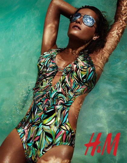 Maillots de bain H&M  été 2012