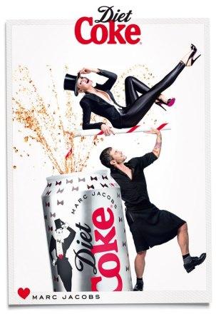Marc Jacobs Coca Cola