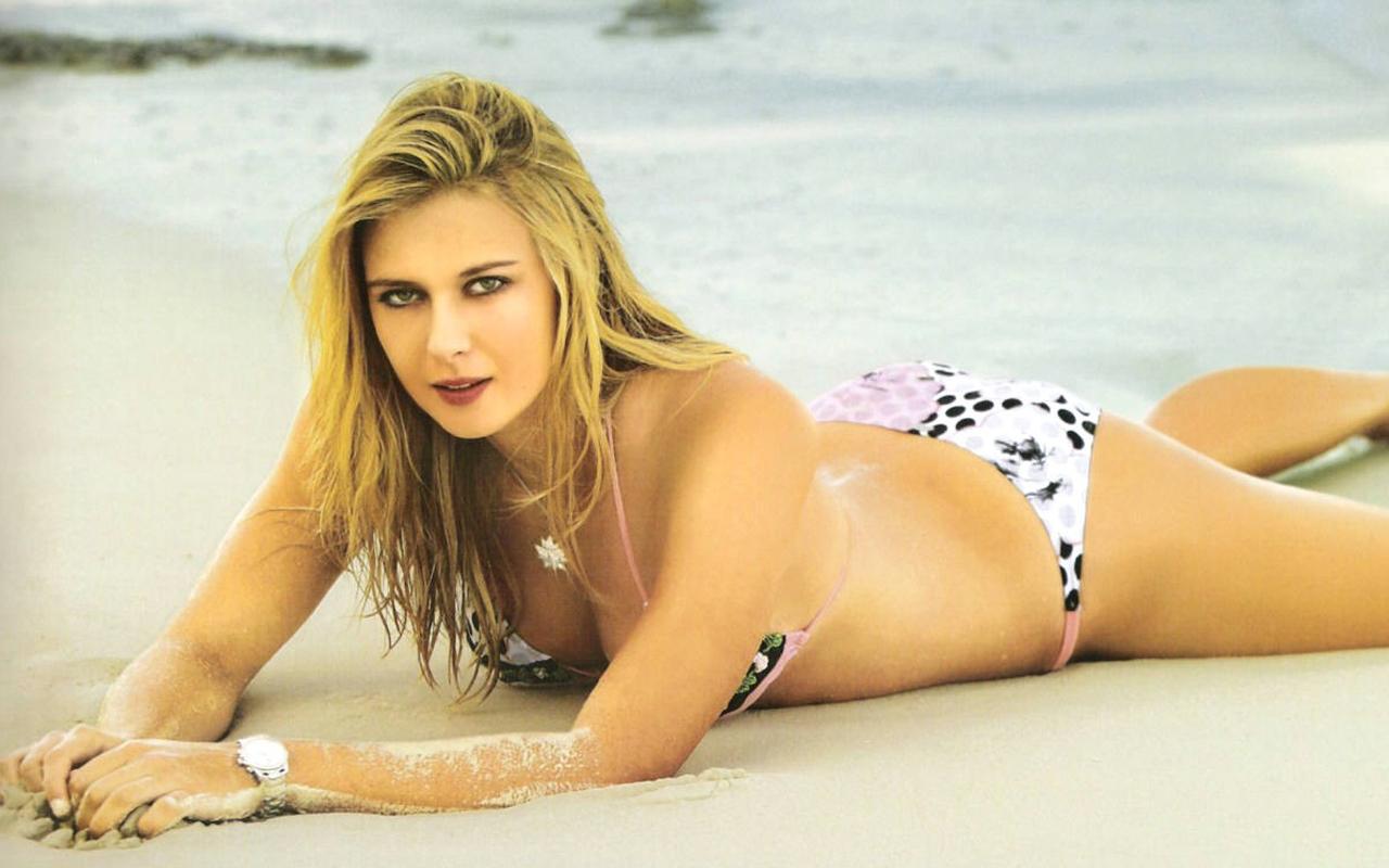 Maria Sharapova sexy
