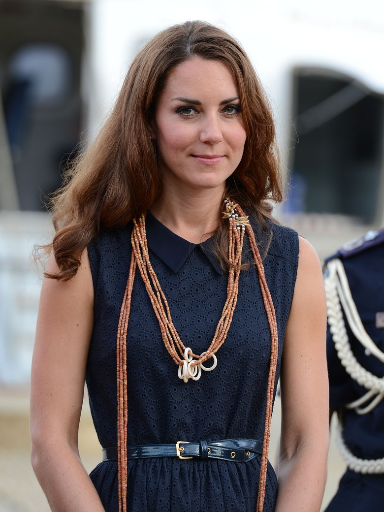 Mensurations de Kate Middleton