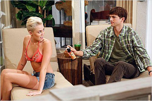 Retour de Miley Cyrus à la télé