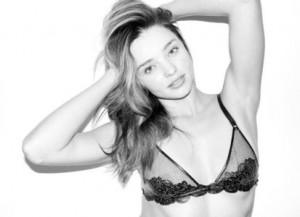 Miranda Kerr pour Harper's Bazaar