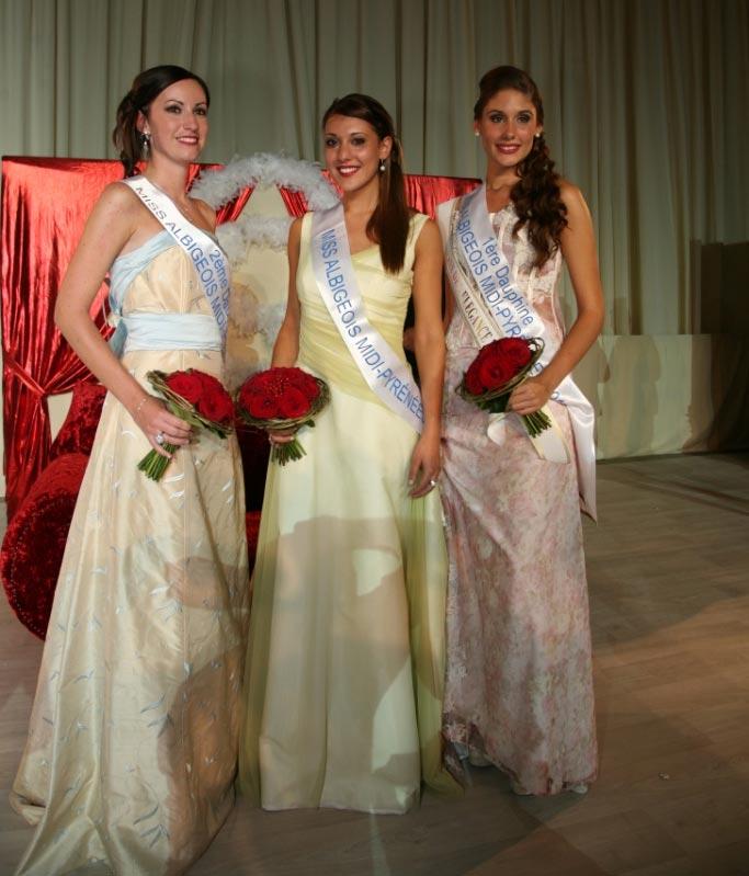 Miss Albigeois Midi-Pyrénées 2012, concours Miss Prestige National 2013