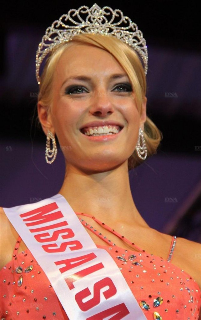 Miss Alsace 2012, concours Miss Prestige National 2013
