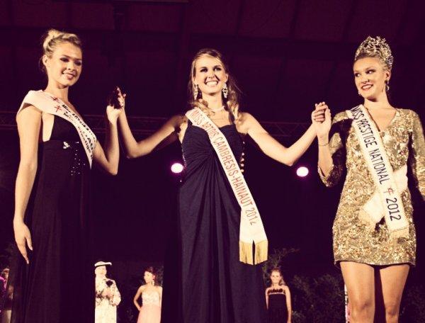 Miss Artois-Cambrésis-Hainaut 2012, Concours Miss Prestige National 2013