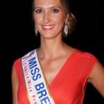 Miss Bretagne : Maurane Bouazza, Candidate Miss France