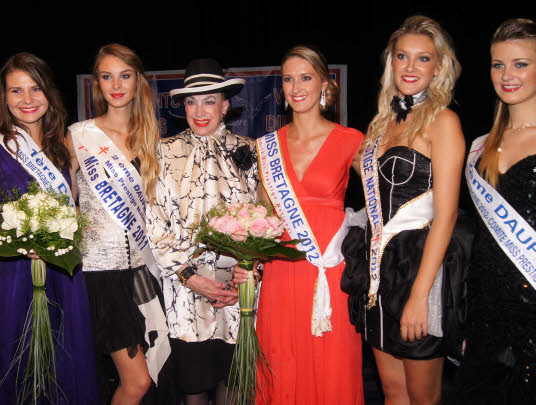 Miss Bretagne 2012, concours Miss Prestige National 2013