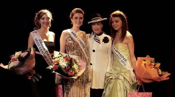 Miss Centre Ouest 2012, concours Miss Prestige National 2013