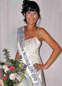 Miss Cerdagne-Roussillon 2012, concours Miss Prestige National 2013.
