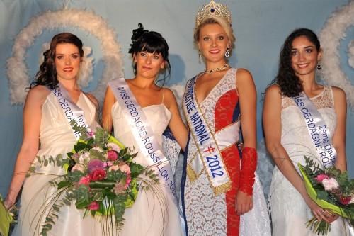 Miss Cerdagne-Roussillon 2012, concours Miss Prestige National 2013.