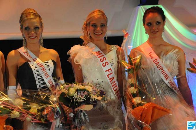 Miss Flandre 2012, concours Miss Prestige National 2013