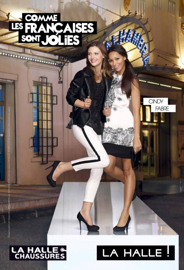 Des Miss France ambassadrices de La Halle aux Chaussures