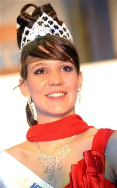 Miss Franche-Comté 2012, concours Miss Prestige National 2013
