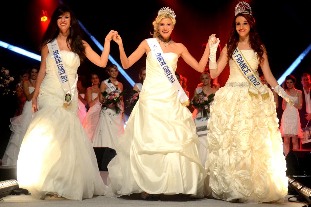 Miss Franche-Comté 2012, concours Miss France 2013