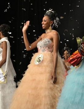 Miss Guyane 2012, concours Miss France 2013