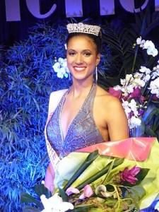 Miss Loire-Forez 2012, concours Miss Prestige National 2013