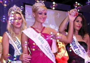 Miss Lorraine 2012, concours Miss Prestige National 2013