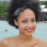 Miss Martinique : Aurélie Joachim, candidate Miss France