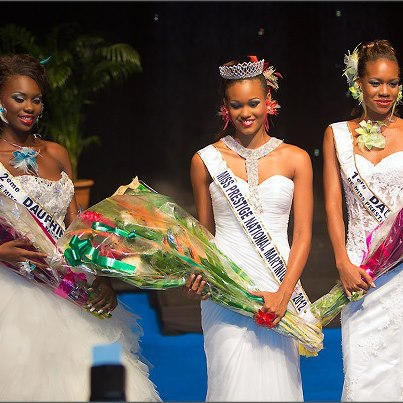 Miss Martinique 2012, concours Miss Prestige National 2013