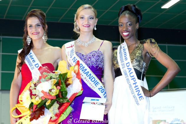 Miss Normandie 2012, concours Miss Prestige National 2013