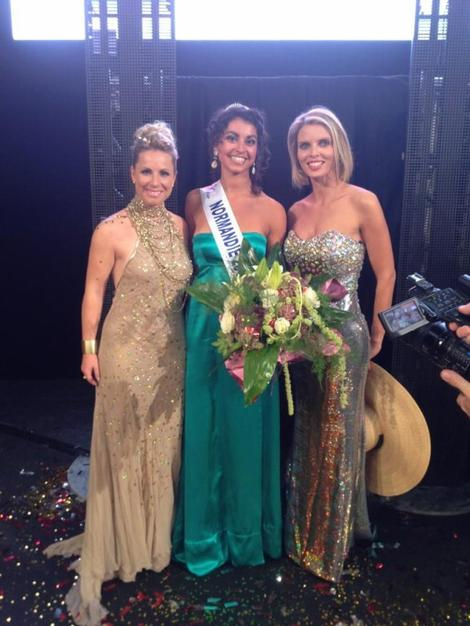 Miss Normandie 2012, concours Miss France 2013