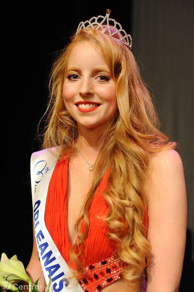 Miss Orléanais 2012, concours Miss France 2013