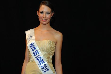 Miss Pays de Loire 2012, concours Miss France 2013