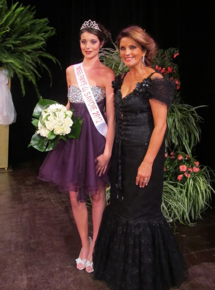 Miss Pays de Savoie 2012, concours Miss Prestige National 2013