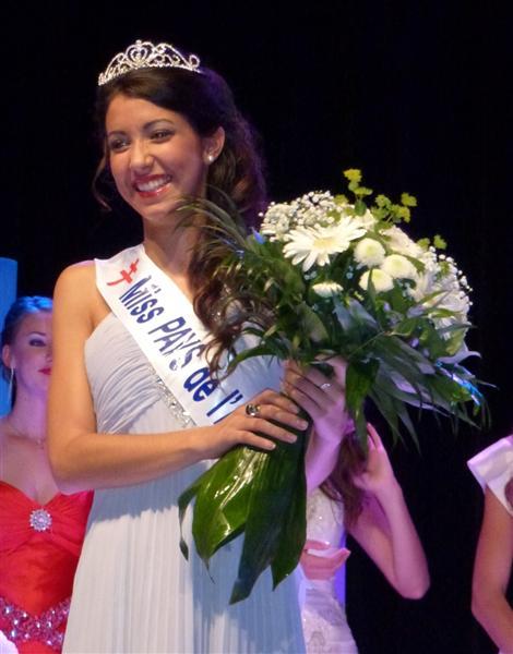 Miss Pays de l'Ain 2012, concours Miss Prestige National 2013