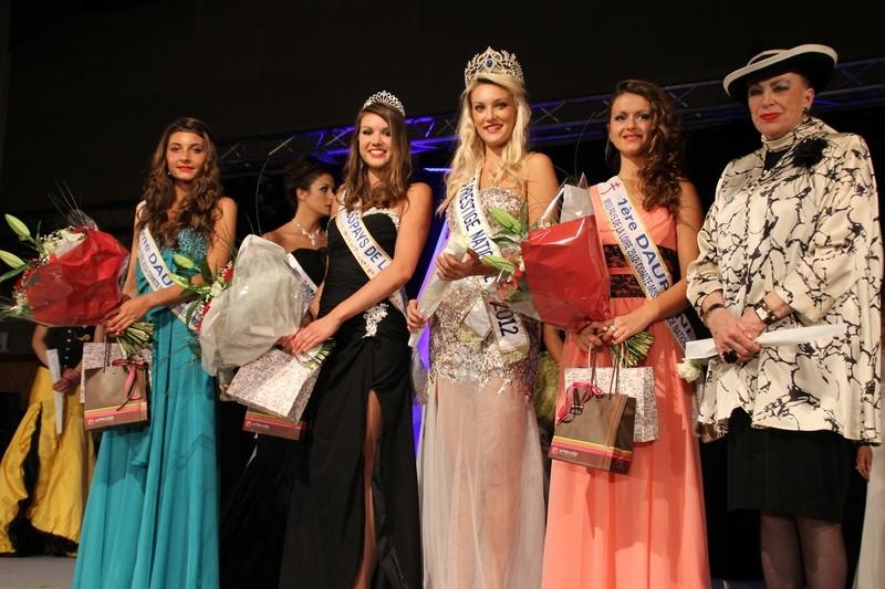 Miss Pays de Loire 2012, concours Miss Prestige National 2013