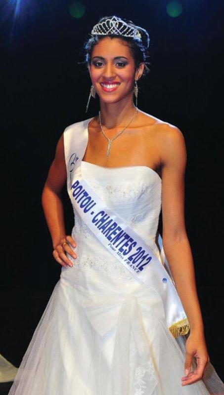 Miss Poitou-Charentes 2012, concours Miss France 2013