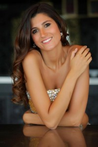 Miss Roussillon 2012, concours Miss France 2013