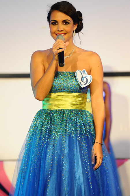 Miss Saint-Martin 2012, concours Miss France 2013