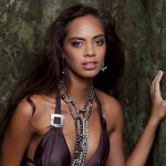 Miss Tahiti : Vaea Ferrand, candidate Miss France
