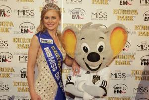 Gagnante de Miss euro 2012