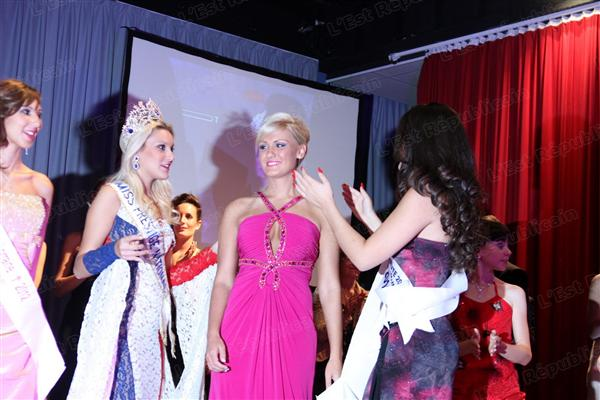 Miss Lorraine 2012, concours Miss Prestige National 2013
