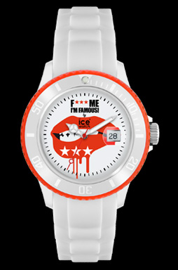 Montre Ice Watch Cathy Guetta Montres Ice Watch de Cathy Guetta