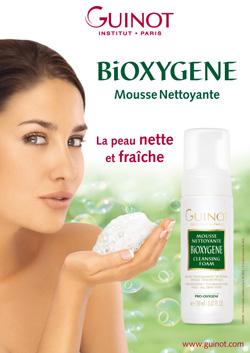 Mousse Bioxygène Guinot