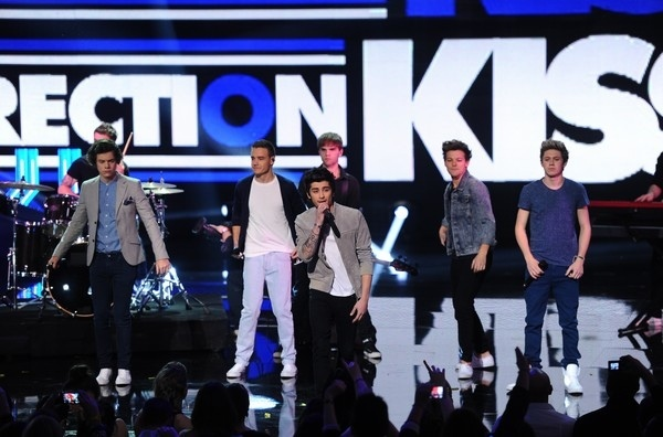 One Direction aux NRJ Music Awards 2013