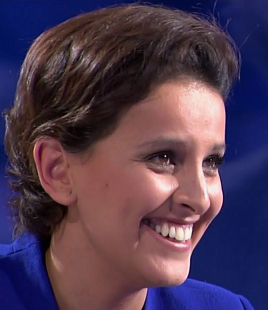 Nouvelle coiffure pour Najat Vallaud-Belkacem