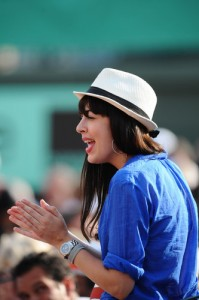 Nolwenn Leroy Roland Garros